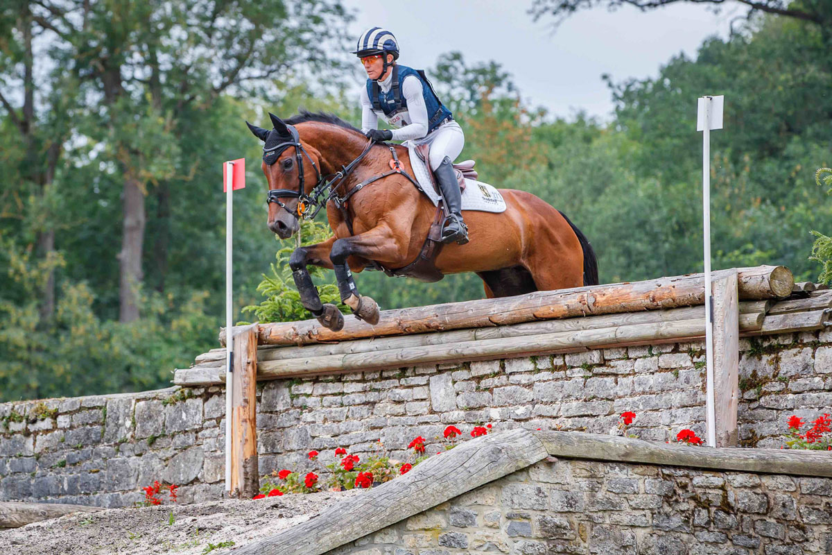 Planning your winter coaching and high ideas for bitting your horse  Planning your winter coaching and high ideas for bitting your horse WEB Caroline Powell credit Libby Law Photography