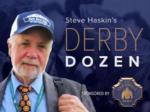 Steve Haskin's Derby Dozen – February 5, 2019  Steve Haskin's Derby Dozen – February 5, 2019 blogGraphic