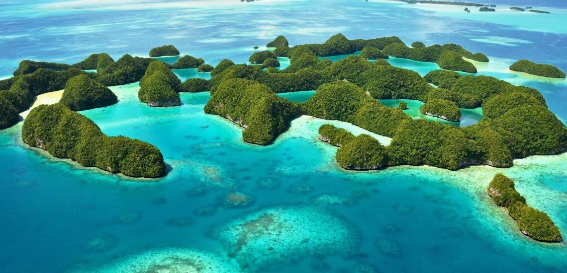 Pacific paradise in peril: tourism resort threatens Palau shorebird haven  Pacific paradise in peril: tourism resort threatens Palau shorebird haven peiliu lkes 1