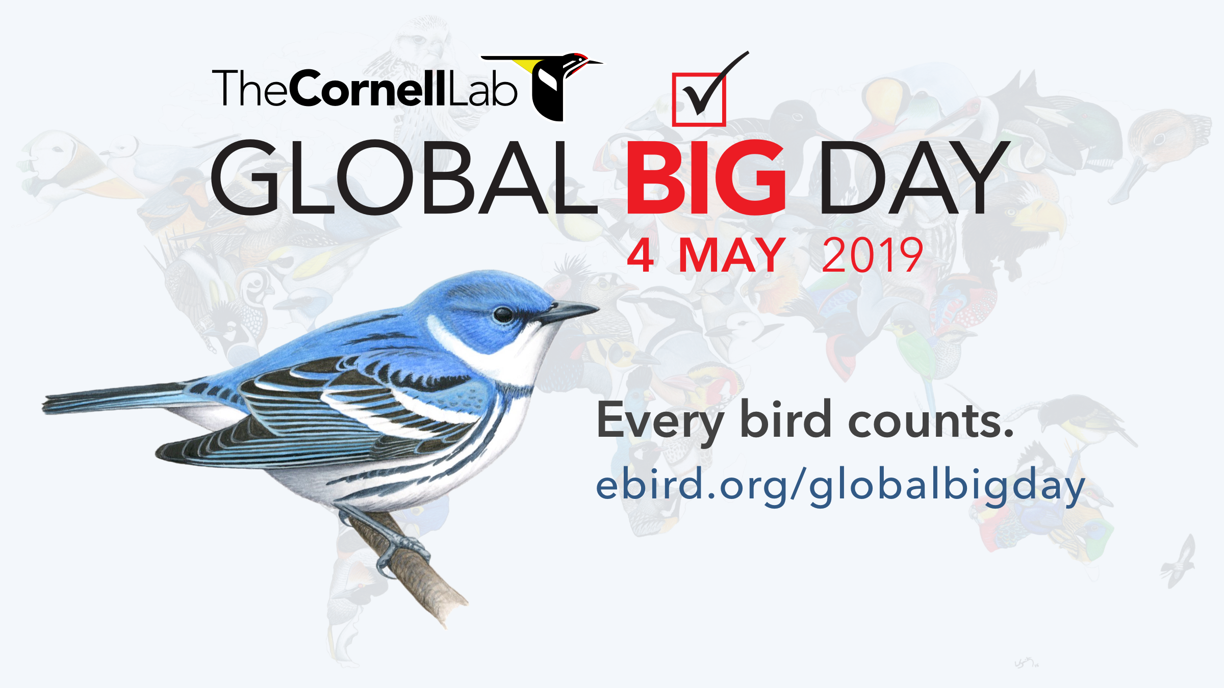 World Massive Day—four Could 2019  World Massive Day—four Could 2019 gbd news 2019 EN