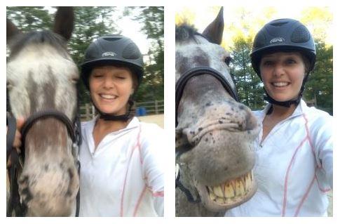 SmartPak's Excellent Pony Selfie  SmartPak's Excellent Pony Selfie Freckles Selfies