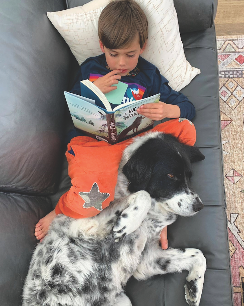 This Program Desires Youngsters To Learn To Their Canine  This Program Desires Youngsters To Learn To Their Canine Reading Pet Partners