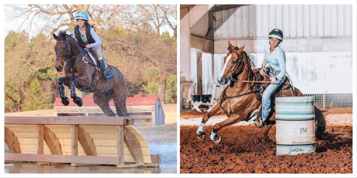 From Eventing to Barrel Racing: A Acquainted Adrenaline Rush—in a Completely different Area  From Eventing to Barrel Racing: A Acquainted Adrenaline Rush—in a Completely different Area Anna Pierce 1 1200x600