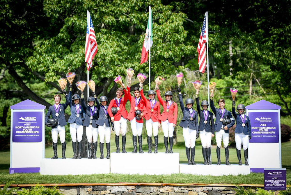 Apply Now! Leaping and Dressage Athlete Functions Open for 2021 FEI North American Youth Championships  Apply Now! Leaping and Dressage Athlete Functions Open for 2021 FEI North American Youth Championships unnamed 551
