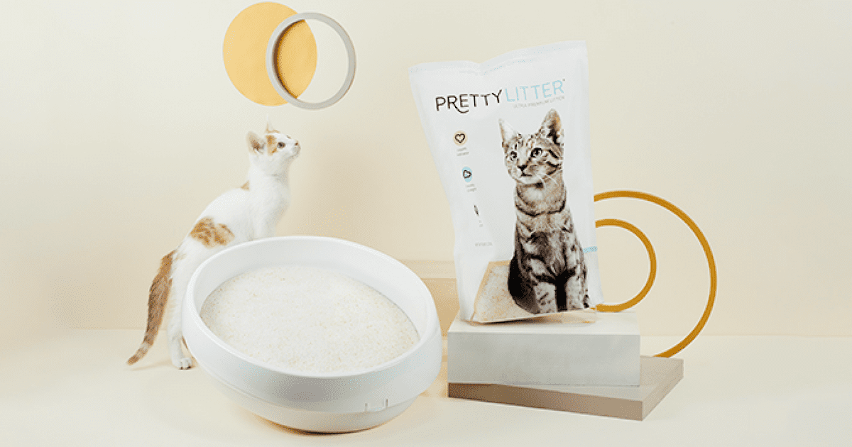 Eight Methods PrettyLitter Is Crushing The Cat Litter Competitors  Eight Methods PrettyLitter Is Crushing The Cat Litter Competitors PrettyLitter crushing competition featured