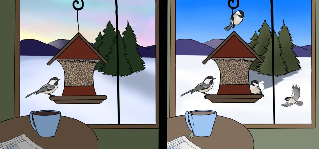 Strategies Behind the Insanity: Why Solely Depend the Most Birds Seen at As soon as? – FeederWatch  Strategies Behind the Insanity: Why Solely Depend the Most Birds Seen at As soon as? – FeederWatch iFAQ2 illustration 1024x478